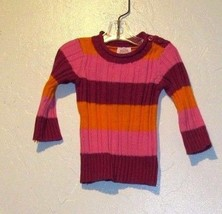 The Children's Place Girls New Sweater Size 6-9 mos. - $6.77
