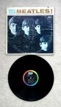 vintage MEET THE BEATLES the first album ~LP 33rpm RECORD album - $42.50