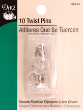 Dritz Twist Pins 10/Pkg-Size 16 - $5.88