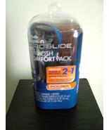 GILLETTE FUSION PROGLIDE POWER RAZOR KIT, INCLUDES 3 BONUSES. NEW.SEALED.   - $16.99
