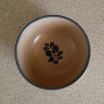 Pfaltzgraff Folk Art Stoneware Dinnerware Soup - Cereal Bowl 009 No Lip - $3.75