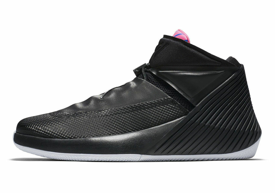 new product 5f39c cce16 Nike Air Jordan WHY NOT ZER0.1 Masters AA2510-024 BLACK PINK ORANGE BLUE SZ  11 - £59.98 GBP