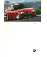 1997 BMW 318ti COMPACT brochure catalog US 97 Sport Active - $10.00