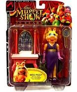 Palisades Muppets Series 1 Miss Piggy Action Figure - $11.88