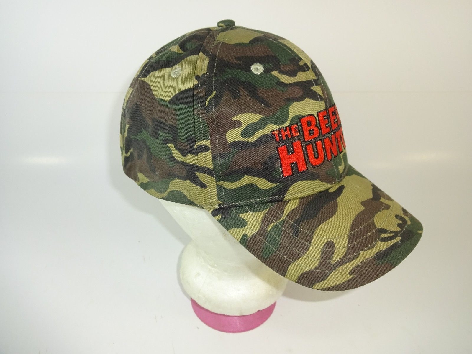 1e6652c03d7839 Vintage The Beer Hunter Adjustable Cap / Hat and 50 similar items