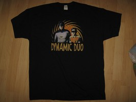 Dynamic Duo Camiseta - Batman Robin Superhéroe Dc Comics West Ward Camis... - $29.55