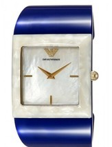 Emporio Armani  Donna Catwalk Blue Bangle Ladies Watch Bracelet - $116.67