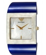 Emporio Armani  Donna Catwalk Blue Bangle Ladies Watch Bracelet - $116.67