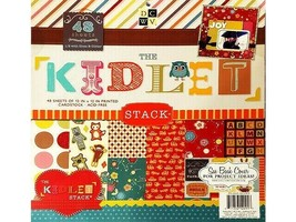 DCWV The Kidlet Stack Cardstock Paper Pad #PS-005-00265