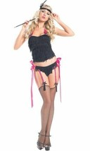 Be Wicked Women's 4 Piece Queen Of The Dance Halloween Costume Size M/L ... - $15.39