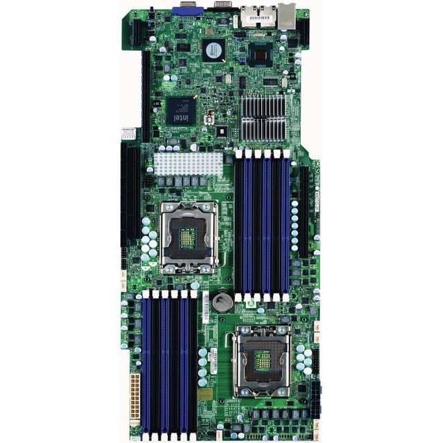 SUPERMICRO X8DTG-DF MOTHERBOARD DUAL LGA1366 DUAL GIGABIT LAN & VIDEO - MFG RF - $110.38