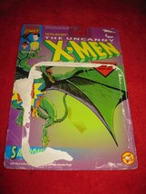 1992 Toybiz / Marvel Comics X-Men Action Figure: Sauron - Original Cardback - $7.00