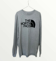 THE NORTH FACE Men's Long Sleeve Logo Tee New with Tags Size Medium - £19.71 GBP