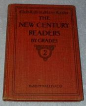 Children's Antique School New Century Reader book 1899 - $11.95