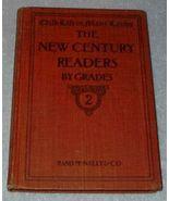 Children's Antique School New Century Reader book 1899 - $11.95