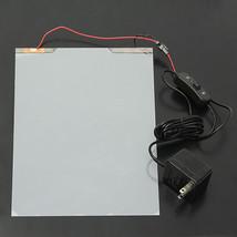 20x30cm PDLC Smart Glass EGlass Switchable Emagic Electroch Film - $38.24