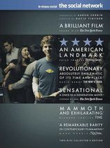 The Social Network (DVD, 2011, 2-Disc Set) - $10.95