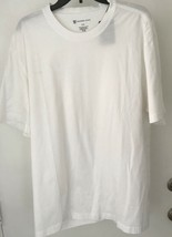 Oxford Golf Golf Crew Neck T-Shirt  White Mens Size XXL NWT - $20.56