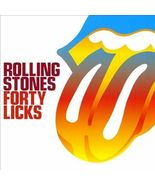 The Rolling Stones ( Forty Licks  2 CD Set ) - $13.95