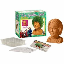 Chia CP408A08 Golden Girls-Dorothy pottery planter, One Size, Terra Cotta - $27.99