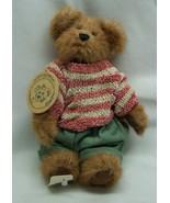 """Boyds Bailey & Friends EDMUND THE TEDDY BEAR 8"""" Plush STUFFED ANIMAL TOY... - $19.80"""
