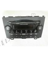 2007 Honda CR-V AM/FM,6DISC,SAT,39100-SWA-A203 - $108.90
