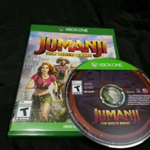 Jumanji The Video Game (Microsoft Xbox One - $24.74