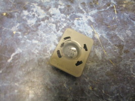 Whirlpool Washer Push Button Part# W10596298 - $10.95