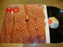 Hall & Oates - H2O - LP Record   VG+ EX   - $6.74