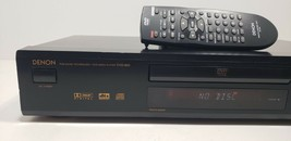 Denon DVD Video Player DVD-800 With Remote Fully Tested image 2
