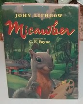 Micawber by John Lithgow - $6.00