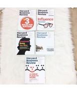 Harvard Business Review Magazines Lot Five 2013 Apr July Sept Dec 2014 Jan - $32.73