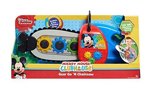 Mickey Mouse Club House Power Chainsaw by Mickey Mouse