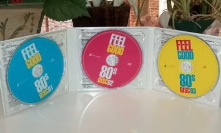 Feel Good 80s CD Set