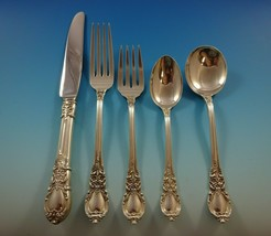 American Victorian by Lunt Sterling Silver Flatware Set 8 Service 40 Pieces - $1,895.00