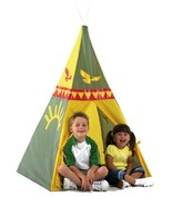 "Paris Eagle SunriseTepees, 37.5 Length X 37.5"" Wide X 51"" Height, Green,... - $34.27"