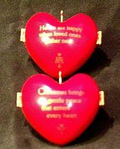 Hallmark Keepsake Christmas Ornaments Two Heart of Christmas Collector Series A image 7