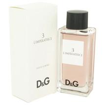 L'Imperatrice 3 by Dolce & Gabbana 3.3 oz Eau De Toilette Spray - $61.00