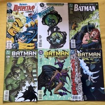 Lot of 12 Detective Comics (1937 1st Series) from #624-844 VF Very Fine - $34.65