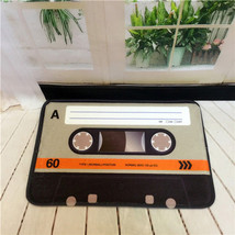 Vintage Magnetic Tape Door Mat Floor Carpet Doormat Anti-Slip Room Entrance Rugs - $22.99