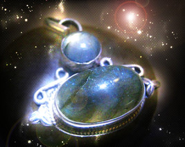 HAUNTED NECKLACE ALEXANDRIA RESTORE MY LIFE BALANCE WELL BEING POWER OOAK MAGICK - $9,377.77