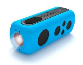 Pyle PWPBT75BL Sound Box Splash 2 Bluetooth Rugged and Splash-Proof Spea... - $76.33 CAD
