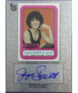 2013 Topps 75th Anniversary Diamond Sparkle Auto Joyce DeWitt > Janet > Th - $37.39