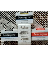 Four (4) Bars of Soap ~ 3 ~ Neutrogena & 1~ Shea Moisture Virgin Coconut... - $19.80