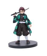 Anime Demon Slayer Figure Kamado Tanjirou Action Figures PVC Model Toy - $32.99