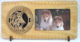 Dog Personalized Desktop Picture Frame