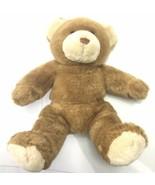 "Build A Bear Tan Beige Brown Teddy Bear 12"" Plush Stuffed Animal - $24.74"