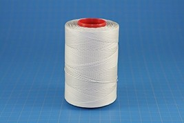 1.0mm Silver Ritza 25 Tiger Wax Thread For Hand Sewing. 25 - 125m length (125m) - $27.44