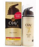 Olay Total Effects 7-In-1 Anti Ageing Day Firming Skin Cream With Spf 15... - $11.85