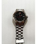 Wenger SAK Design Stainless Woman's  Watch Black Face w/ Date (Swiss) - $29.99